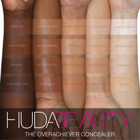The Overachiever Concealer – High coverage creamy concealer