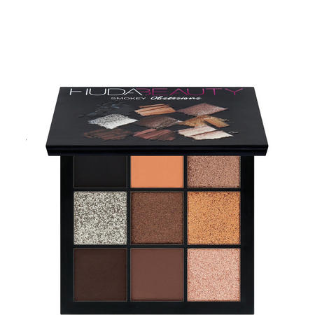 Obsessions Palette: Smokey Essentials