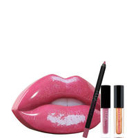 Contour & Strobe Lip Set: Trophy Wife/Shameless