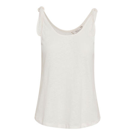 Lilo Tank Top White