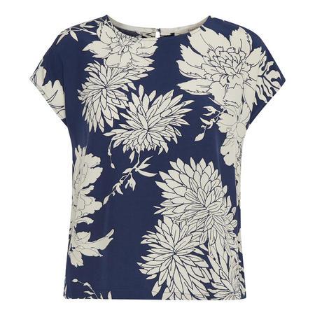 Lisette T-Shirt Navy