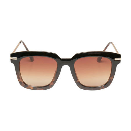 Lester Tortoiseshell Sunglasses Brown
