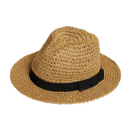 Lutia Straw Hat Natural