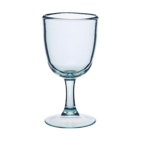 """We Love Summer"" BPA-Free Melamine Wine Glass"