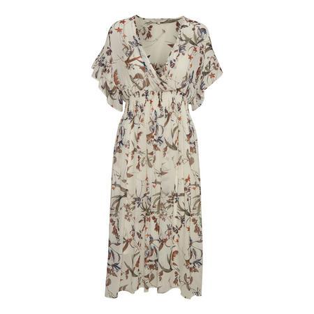 Leela Printed Dress Multicolour