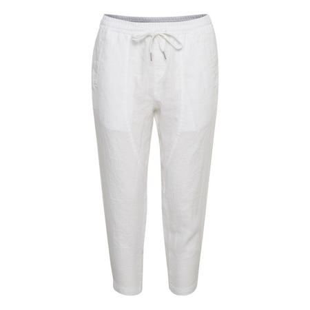 Hithan Trousers White