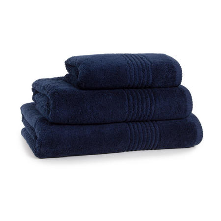 650gsm Egyptian Cotton Towel Navy