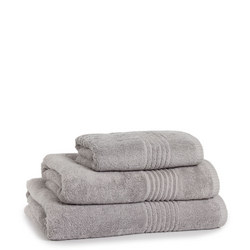 650gsm Egyptian Cotton Towel Silver