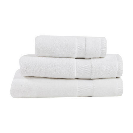 Decadence Towel White
