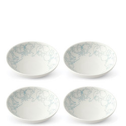 Polar Blue Bowl 4 Piece Set 14Cm