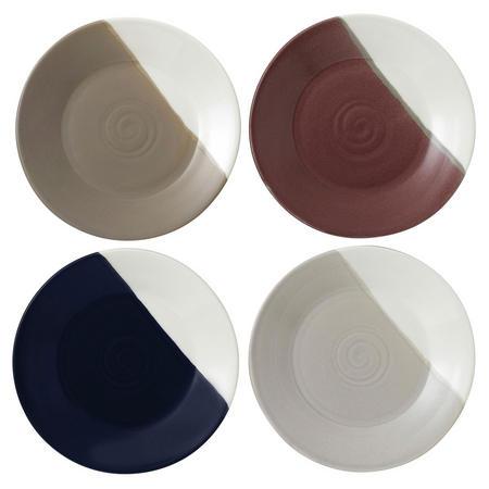 Coffee Studio Plates 16cm / 6.3in Mxd S/4
