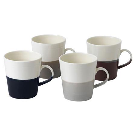 Coffee Studio Mug Grande 560ml/0.9pt Mxd S/4