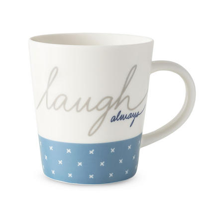 Laugh Always Mug