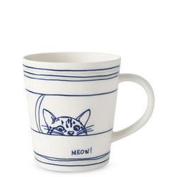 Ellen DeGeneres Cat Mug