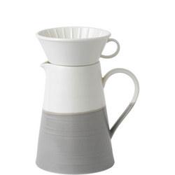 Coffee Studio Pour Over Jug & Dripper Set
