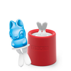 Character Pop Bunny Mold