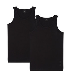 Two-Pack Slim Fit Tank Tops