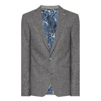 Novo Slim Tweed Suit Jacket