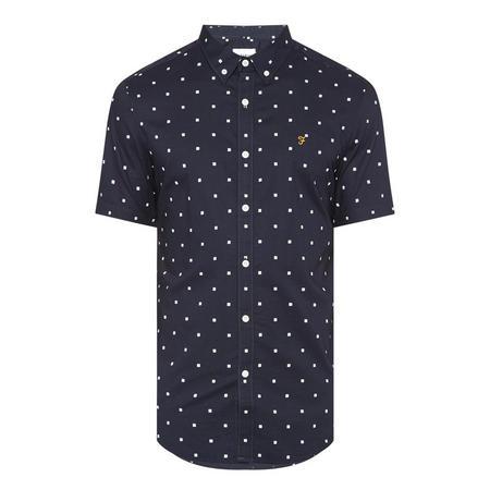 Square Print Shirt