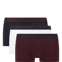 Three-Pack Boxer Trunks