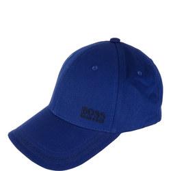 Textured Logo Cap