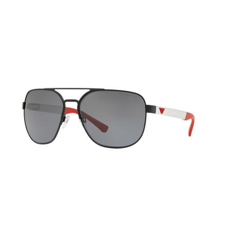 Polarised Pillow Sunglasses EA2064