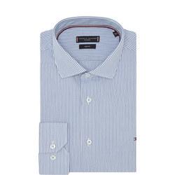 Stripe Slim Fit Formal Shirt