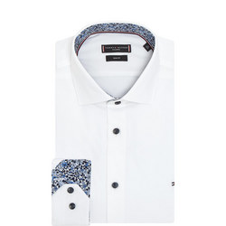 Fine Twill Formal Shirt