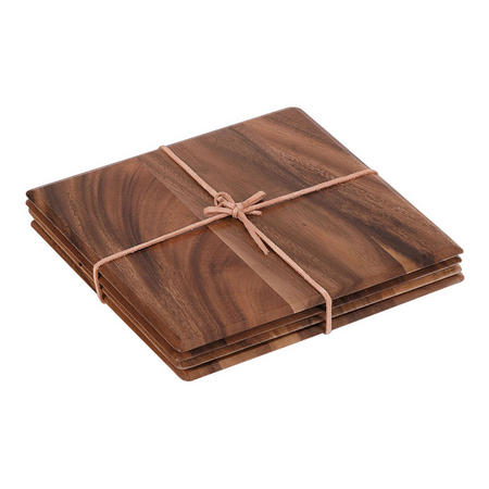 Tuscany Acacia Tablemats Set of 4