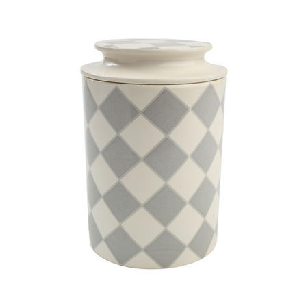 City Range Storage Jar Diamond