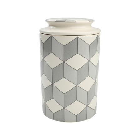 City Range Large Storage Jar Cube