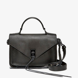 Darren Small Messenger Bag Black