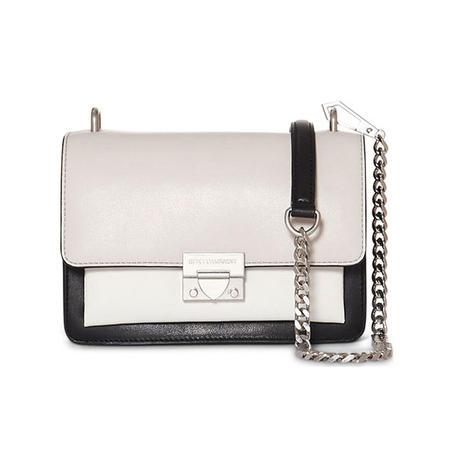 Christy Small Shoulder Bag Grey