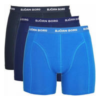 Three-Pack Logo Boxers