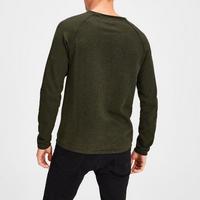 Union Crew Neck Sweater