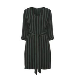 Florenta V-Neck Mini Dress