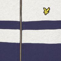 Yoke Stripe Bomber Jacket