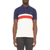 Stripe Detail Polo Shirt