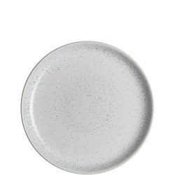 Studio Blue Chalk Coupe Dinner Plate