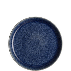 Studio Blue Cobalt Coupe Dinner Plate