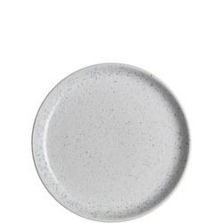 Studio Blue Chalk Medium Coupe Plate