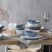 Studio Blue Chalk Cereal Bowl