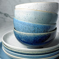 Studio Blue Cobalt Rice Bowl
