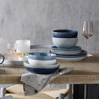 Studio Blue Flint Ramen/Large Noodle Bowl