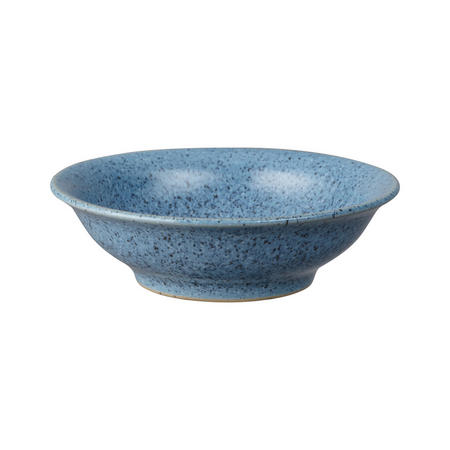 Studio Blue Flint Small Shallow Bowl