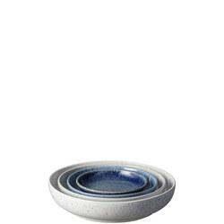 Studio Blue 4 Piece Nesting Bowl Set