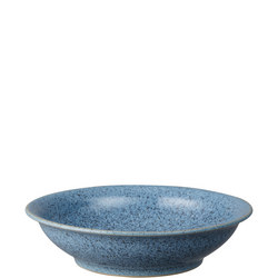 Studio Blue Flint Large Shallow Bowl