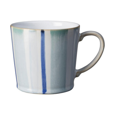 Large Mug Blue Stripe