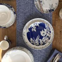 Monsoon Fleur Dinner Plate