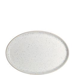 Studio Blue Chalk Medium Oval Tray